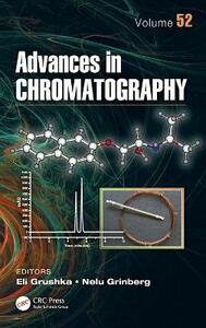 Advances in Chromatography, Volume 52 - cover