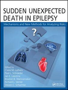 Sudden Unexpected Death in Epilepsy: Mechanisms and New Methods for Analyzing Risks - cover