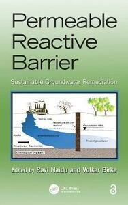 Permeable Reactive Barrier: Sustainable Groundwater Remediation - cover