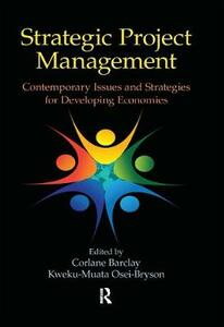 Strategic Project Management: Contemporary Issues and Strategies for Developing Economies - cover