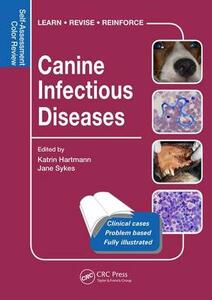 Canine Infectious Diseases: Self-Assessment Color Review - cover
