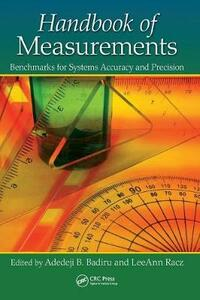 Handbook of Measurements: Benchmarks for Systems Accuracy and Precision - cover
