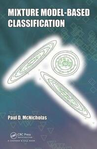 Mixture Model-Based Classification - Paul David McNicholas - cover
