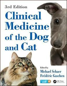 Clinical Medicine of the Dog and Cat - cover