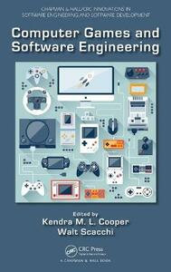 Computer Games and Software Engineering - cover