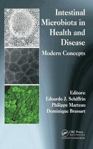 Intestinal Microbiota in Health and Disease: Modern Concepts - cover