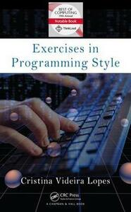 Exercises in Programming Style - Cristina Videira Lopes - cover