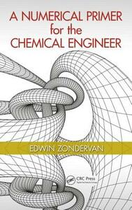 A Numerical Primer for the Chemical Engineer - Edwin Zondervan - cover