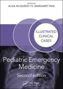 Pediatric Emergency Medicine: Illustrated Clinical Cases, Second Edition - cover