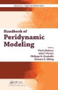 Handbook of Peridynamic Modeling - cover