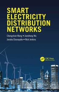 Smart Electricity Distribution Networks - cover
