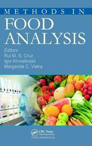 Methods in Food Analysis - cover
