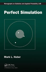 Perfect Simulation - Mark L. Huber - cover