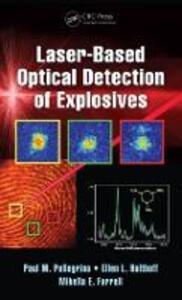 Laser-Based Optical Detection of Explosives - cover