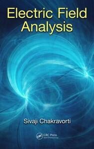 Electric Field Analysis - Sivaji Chakravorti - cover