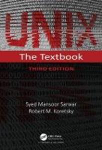 UNIX: The Textbook, Third Edition - Syed Mansoor Sarwar,Robert M. Koretsky - cover