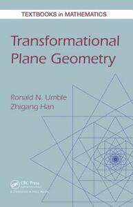 Transformational Plane Geometry - Ronald N. Umble,Zhigang Han - cover