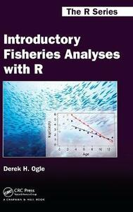 Introductory Fisheries Analyses with R - Derek H. Ogle - cover