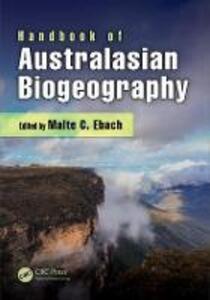 Handbook of Australasian Biogeography - cover