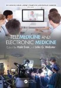 Telemedicine and Electronic Medicine - cover