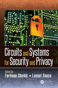 Circuits and Systems for Security and Privacy - cover
