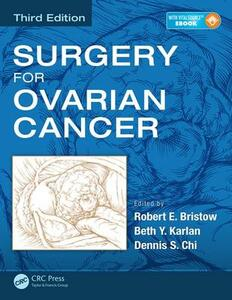 Surgery for Ovarian Cancer - cover