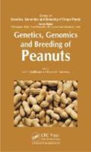 Genetics, Genomics and Breeding of Peanuts - cover