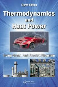 Thermodynamics and Heat Power - Irving Granet,Maurice Bluestein - cover