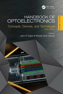 Handbook of Optoelectronics: Concepts, Devices, and Techniques (Volume One) - cover