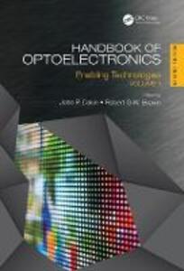 Handbook of Optoelectronics: Enabling Technologies (Volume Two) - cover