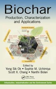 Biochar: Production, Characterization, and Applications - cover