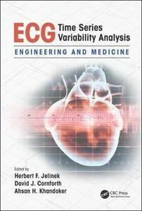ECG Time Series Variability Analysis: Engineering and Medicine - cover