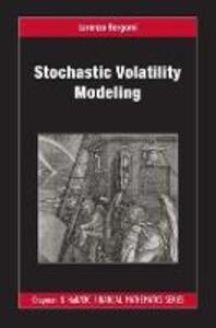 Stochastic Volatility Modeling - Lorenzo Bergomi - cover
