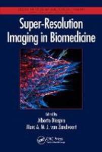Super-Resolution Imaging in Biomedicine - cover