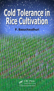 Cold Tolerance in Rice Cultivation - Pranab Basuchaudhuri - cover