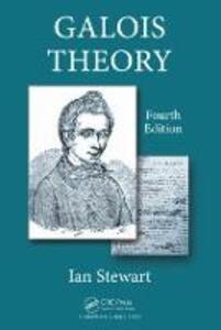 Galois Theory - Ian Nicholas Stewart - cover