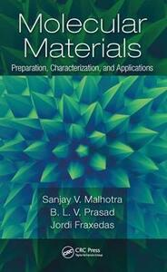 Molecular Materials: Preparation, Characterization, and Applications - cover