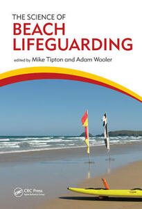 The Science of Beach Lifeguarding - cover