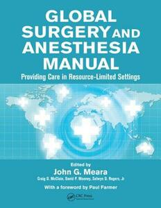 Global Surgery and Anesthesia Manual: Providing Care in Resource-limited Settings - cover