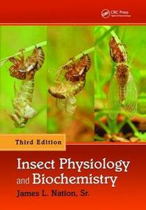 Insect Physiology and Biochemistry - James L. Nation - cover