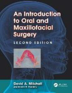 An Introduction to Oral and Maxillofacial Surgery - David A. Mitchell - cover