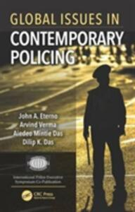 Global Issues in Contemporary Policing - cover