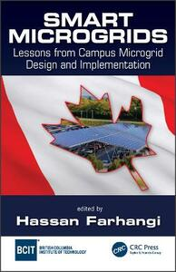 Smart Microgrids: Lessons from Campus Microgrid Design and Implementation - cover