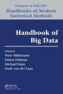 Handbook of Big Data - cover