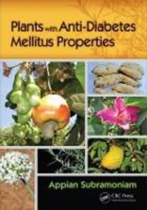 Plants with Anti-Diabetes Mellitus Properties - Appian Subramoniam - cover
