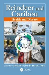 Reindeer and Caribou: Health and Disease - cover