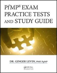 PfMP (R) Exam Practice Tests and Study Guide - Ginger Levin, PMP, PgMP - cover