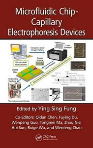 Microfluidic Chip-Capillary Electrophoresis Devices - cover