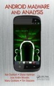 Android Malware and Analysis - Ken Dunham,Shane Hartman,Manu Quintans - cover