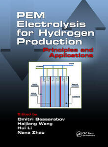 PEM Electrolysis for Hydrogen Production: Principles and Applications - cover